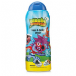 Moshi Monsters Hair & Body Wash 400ml